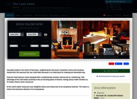 listel-hotel-vancouver.h-rez.com