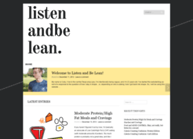 listenandbelean.wordpress.com