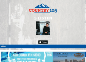 listenersclub.country105.com
