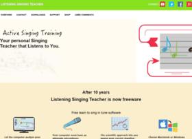 listening-singing-teacher.com
