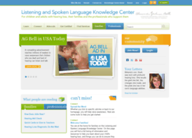 listeningandspokenlanguage.org
