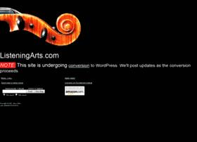 listeningarts.com