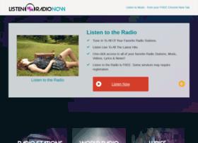 listentotheradionow.com