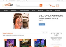 listenupaudiobooks.com