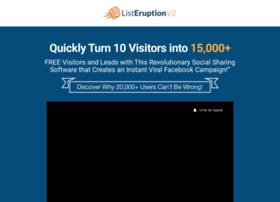 listeruption.com
