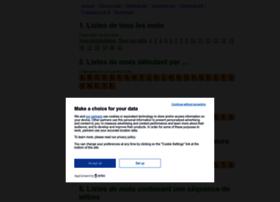 listesdemots.fr