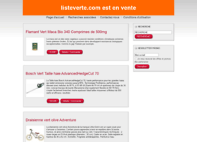 listeverte.com