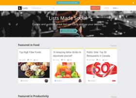 listly.com