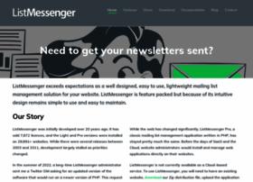 listmessenger.com