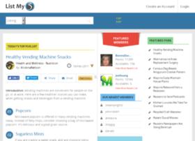 listmyfive.com