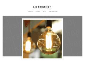 listrikshop.com