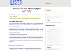 Lists-n-profits.com