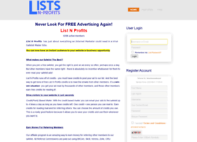 lists-n-profits.com