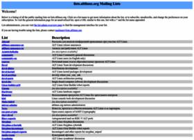 lists.altlinux.org