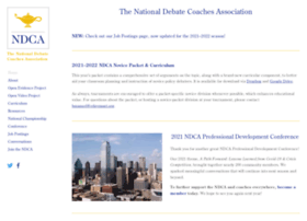 lists.debatecoaches.org