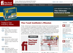 lists.foodinstitute.com