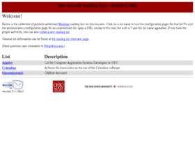 lists.osu.edu