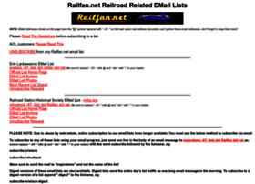 lists.railfan.net
