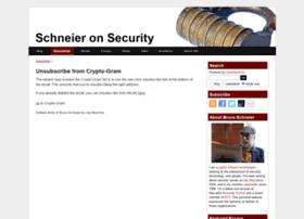 lists.schneier.com