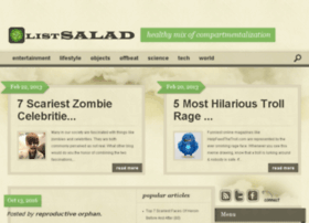 listsalad.com