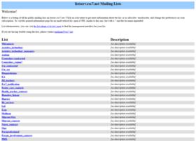listserv.esc7.net