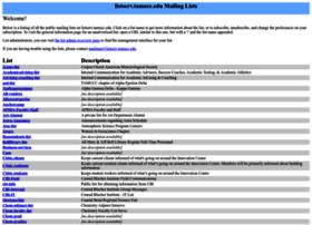 listserv.tamucc.edu