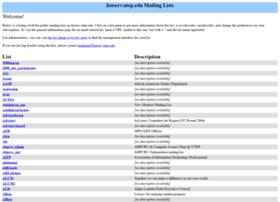 listserv.utep.edu