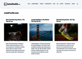 listsforall.com
