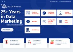 listsofamerica.com