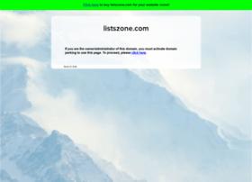 listszone.com