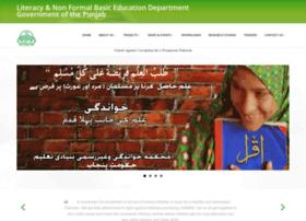 literacy.punjab.gov.pk