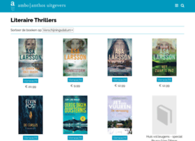 literairethrillers.nl