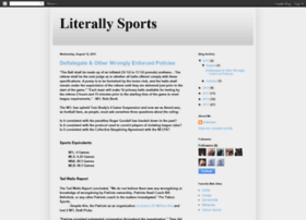 literallysports.blogspot.co.uk