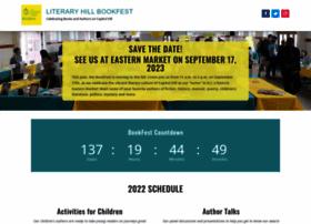 literaryhillbookfest.org
