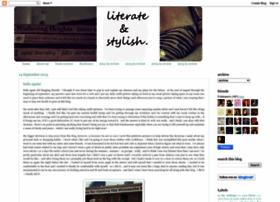 literatelystylish.blogspot.com