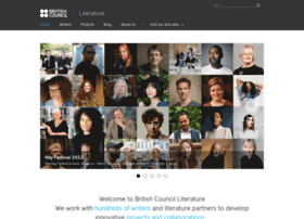 literature.britishcouncil.org