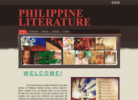 literaturephilippines.weebly.com