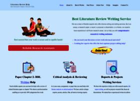Literaturereviewhelp.com