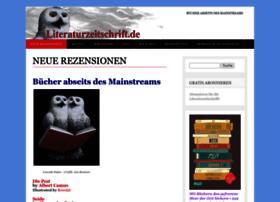 literaturzeitschrift.de