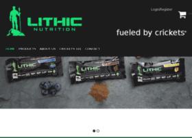 lithicfoods.com