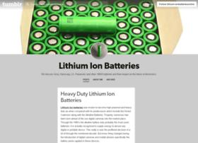 lithium-ionbatteriesonline.tumblr.com