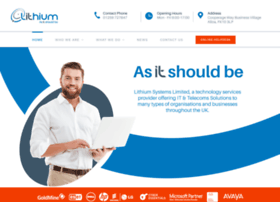 lithiumsystems.co.uk