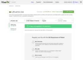lithuania.visahq.com