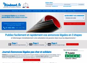 litinerant.fr