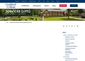 lits.goddard.edu