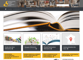 litterature-lieux.com