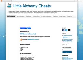 littlealchemyhint.blogspot.com