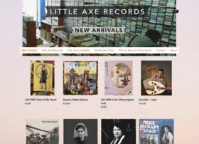 littleaxerecords.com