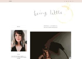 littlebeinglittle.blogspot.com