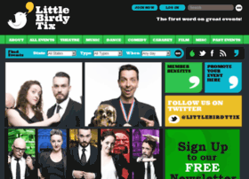 littlebirdytix.com